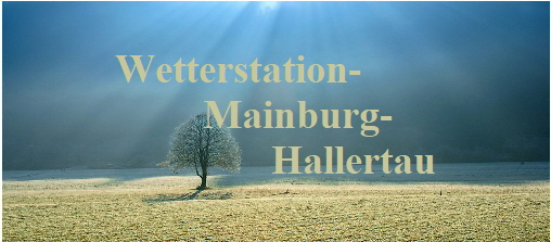 Wetterstation-Mainburg-Hallertau